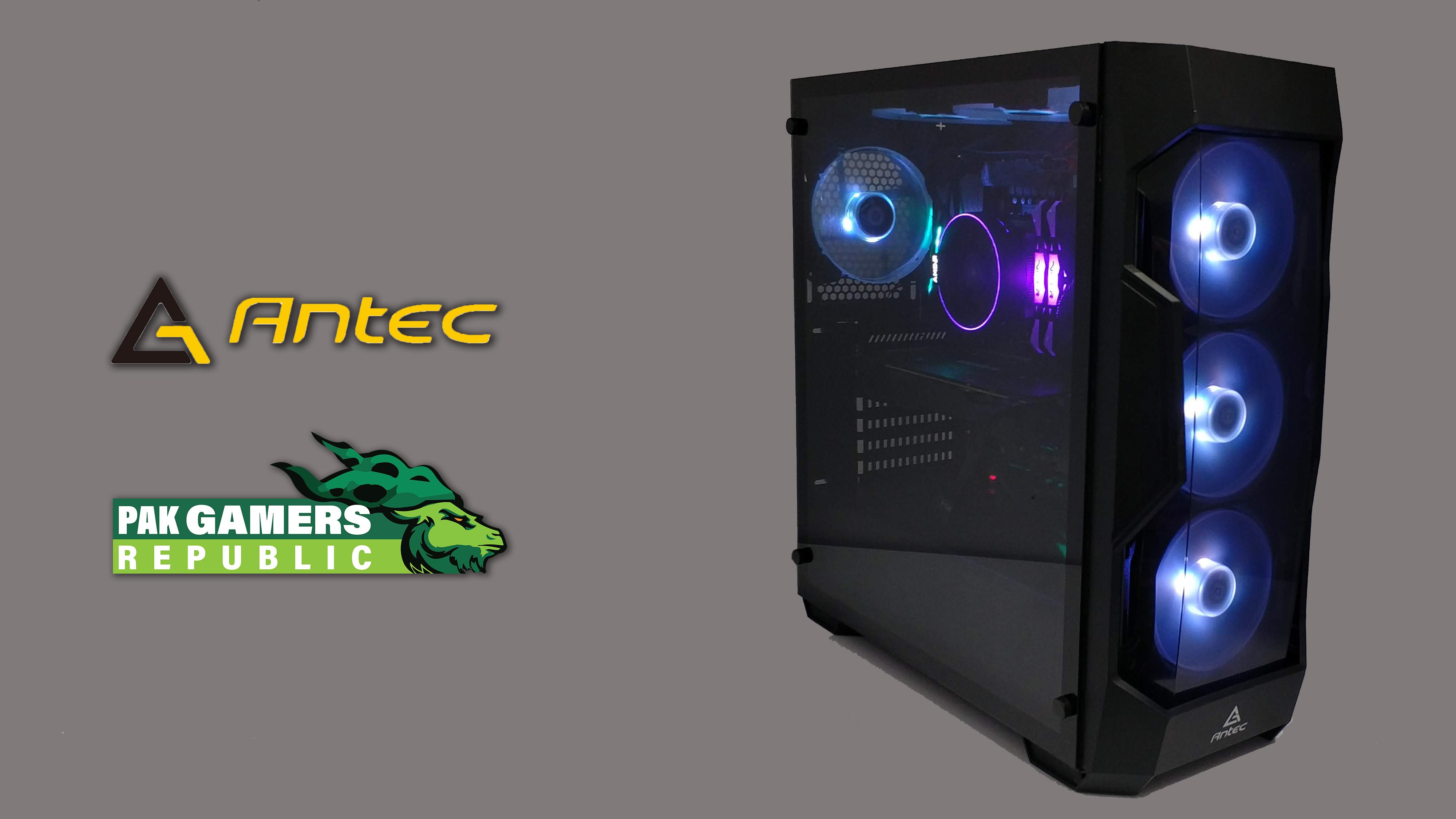 antec df500 rgb  Antec DF-500 RGB Chassis Review – Pak Gamers Republic